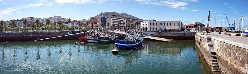 Restaurante con menú de chuletón en Portugalete