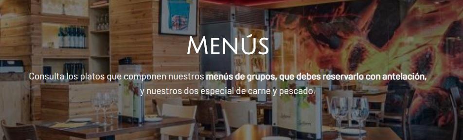 Restaurante con menú de chuletón en Zierbena